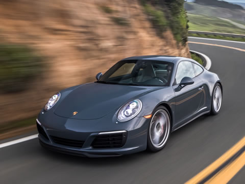 Overview of the 2017 Porsche 911 Carrera