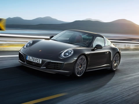 The AWD 911 accelerates quicker than its RWD equivalent