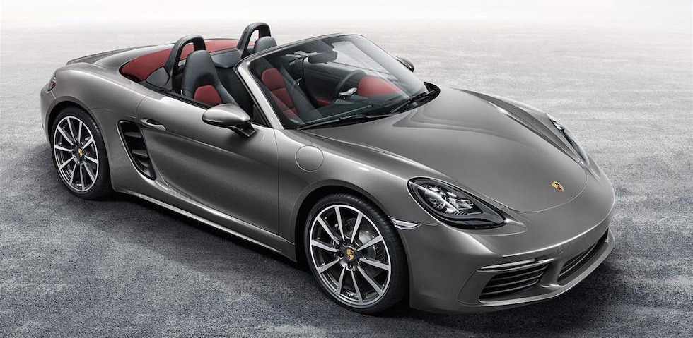 2018 Porsche 718 Boxster Appearance Main Img