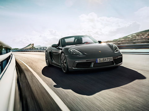 2018 Porsche 718 Cayman performance