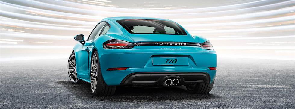 2018 Porsche 718 Cayman Safety Main Img