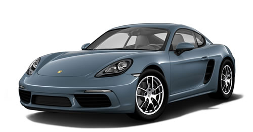2018 Porsche 718 Cayman for Sale in Riverside,