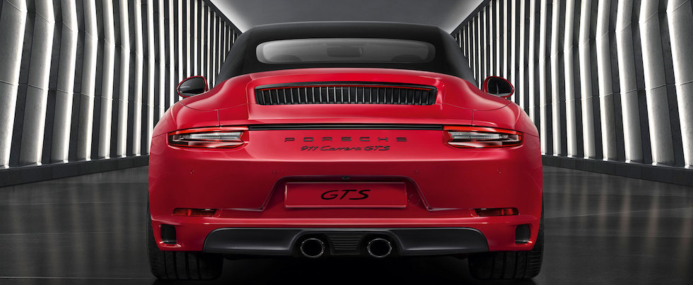 2018 Porsche 911 GTS Safety Main Img