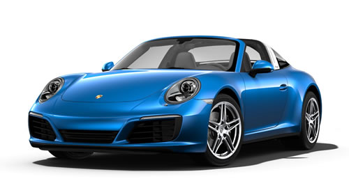 2018 Porsche 911 Targa 4 for Sale in Riverside,