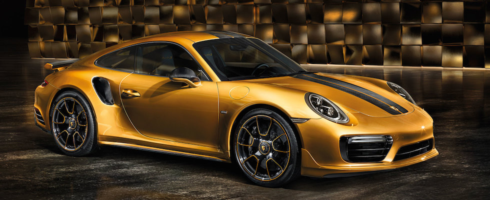 2018 Porsche 911 Turbo S Exclusive Appearance Main Img