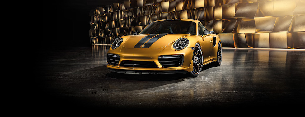 2018 Porsche 911 Turbo S Exclusive Main Img