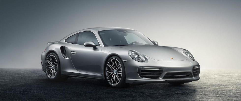 2018 Porsche 911 Turbo Appearance Main Img