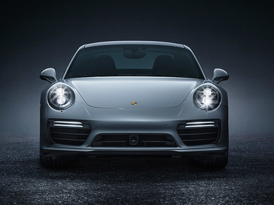 2018 Porsche 911 Turbo appearance