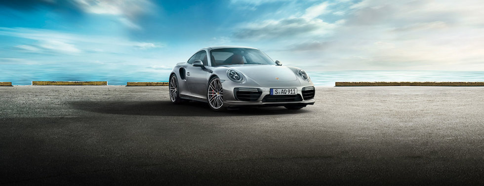 2018 Porsche 911 Turbo Main Img