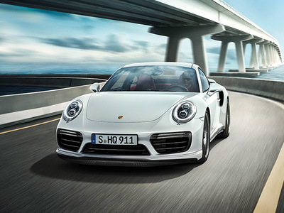 2018 Porsche 911 Turbo safety