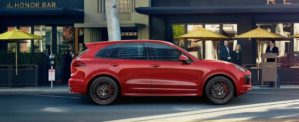 2018 Porsche Cayenne GTS Safety Main Img