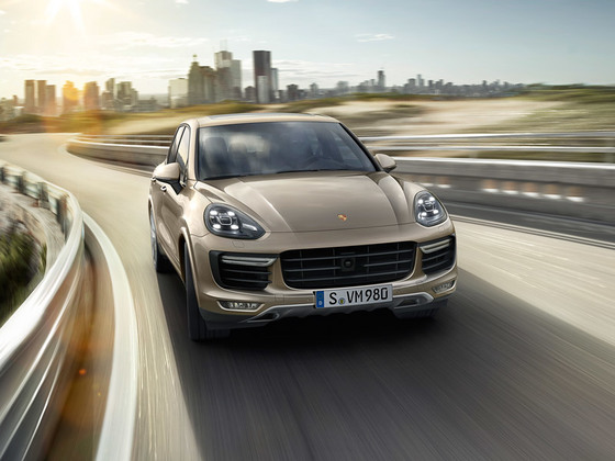2018 Porsche Cayenne performance