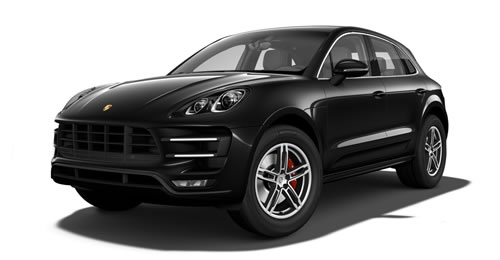 2018 Porsche Macan Turbo for Sale in Riverside,