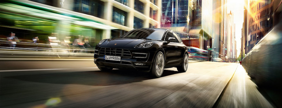 2018 Porsche Macan Turbo Main Img