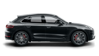 Macan Turbo with Performance Package