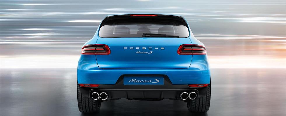 2018 Porsche Macan Safety Main Img