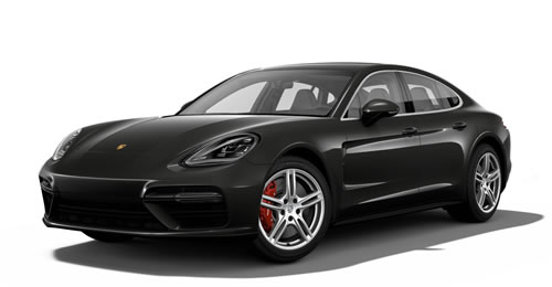 2018 Porsche Panamera Turbo for Sale in Riverside,