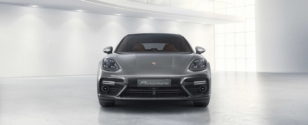2018 Porsche Panamera Turbo Safety Main Img