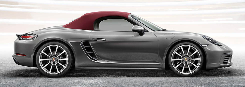 2019 Porsche 718 Boxster Appearance Main Img