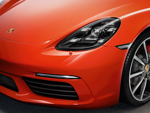 2019 Porsche 718 Boxster safety