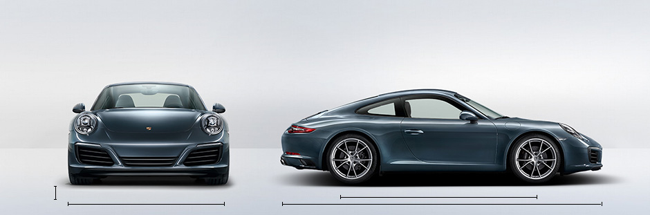 2019 Porsche 911 Carrera Specifications