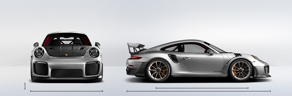 2019 Porsche 911 GT2 RS Specifications