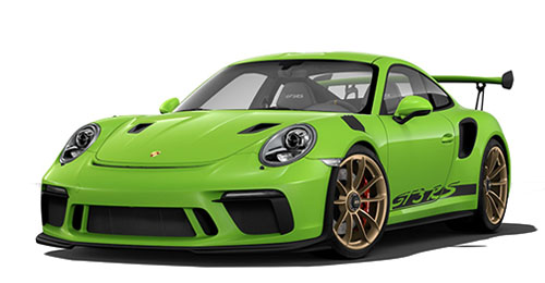 2019 Porsche 911 GT3 for Sale in Riverside,