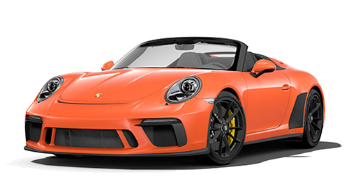 2019 Porsche 911 Speedster for Sale in Riverside,
