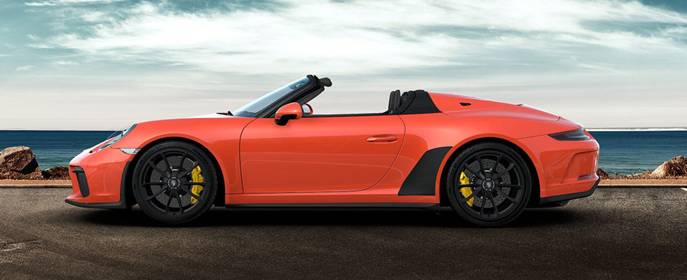 2019 Porsche 911 Speedster Specifications