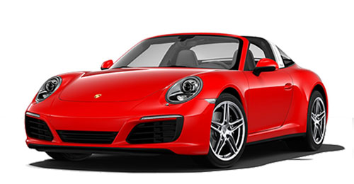 2019 Porsche 911 Targa 4 for Sale in Riverside,