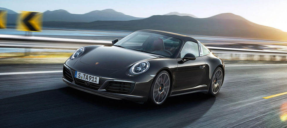 2019 Porsche 911 Targa 4 Safety Main Img