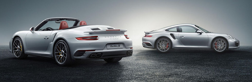 2019 Porsche 911 Turbo Appearance Main Img