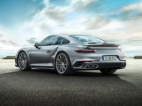 2019 Porsche 911 Turbo appearance