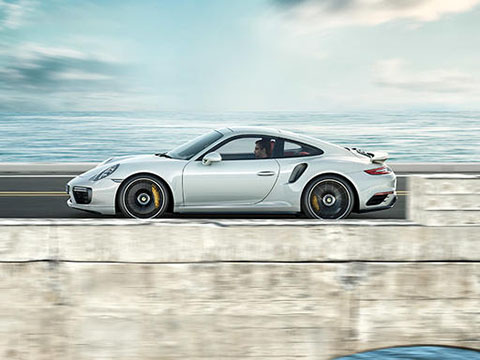 2019 Porsche 911 Turbo performance