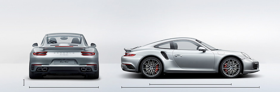 2019 Porsche 911 Turbo Specifications