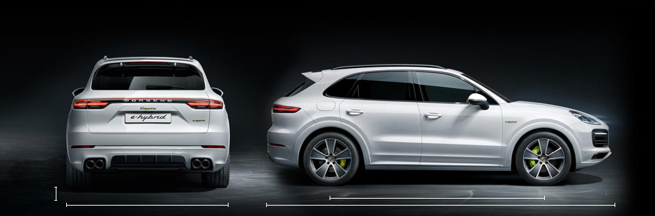 2019 Porsche Cayenne E-Hybrid Specifications