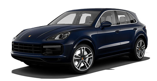 2019 Porsche Cayenne Turbo for Sale in Riverside,