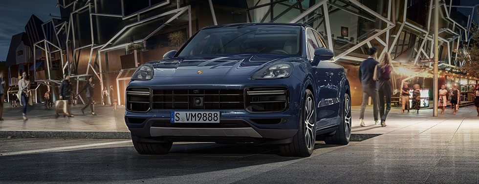 2019 Porsche Cayenne Turbo Main Img