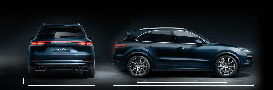 2019 Porsche Cayenne Turbo Specifications