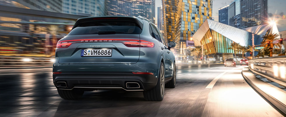 2019 Porsche Cayenne Safety Main Img