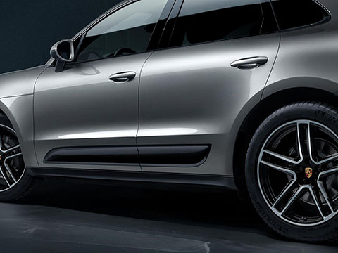 2019 Porsche Macan performance