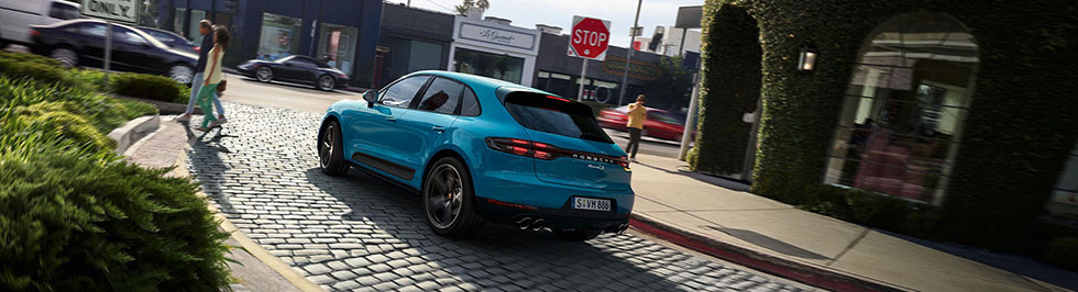 2019 Porsche Macan Safety Main Img