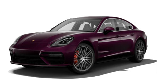 2019 Porsche Panamera Turbo for Sale in Riverside,