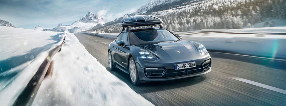 2019 Porsche Panamera Turbo Safety Main Img