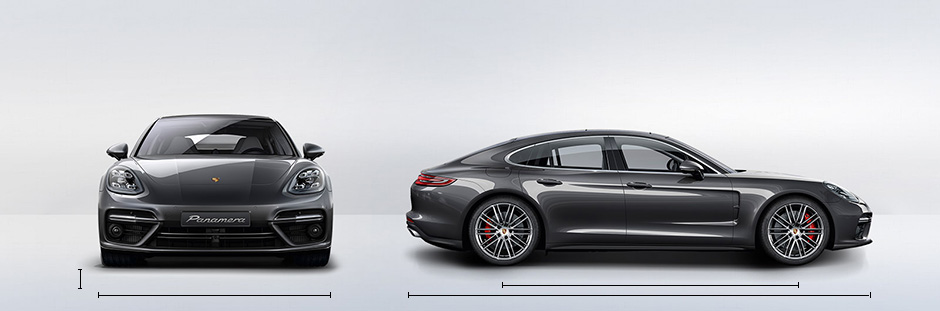 2019 Porsche Panamera Turbo Specifications