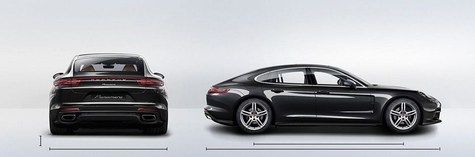 2019 Porsche Panamera Specifications