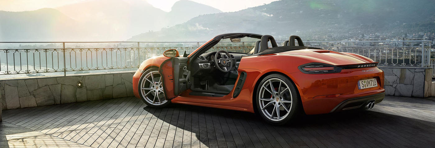 2020 Porsche 718 Boxster Appearance Main Img