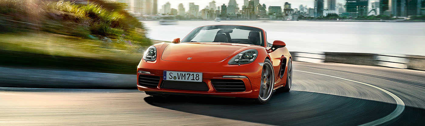 2020 Porsche 718 Boxster Safety Main Img