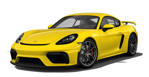 2020 Porsche 718 Cayman GT4 for Sale in Riverside, CA