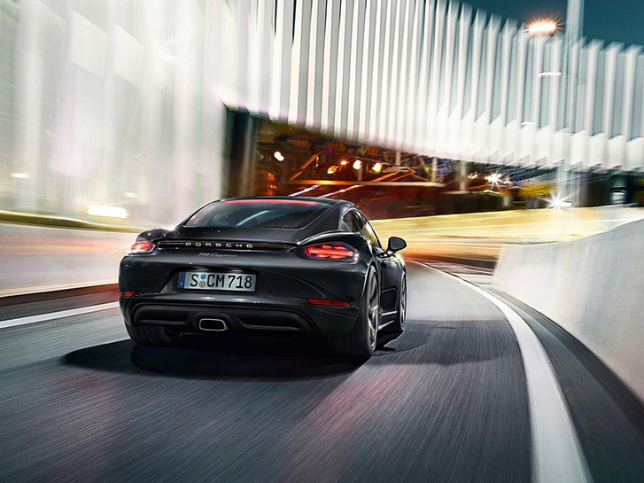 2020 Porsche 718 Cayman performance